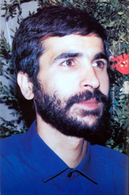 وصیتنامه شهید غلامعلی رجبی