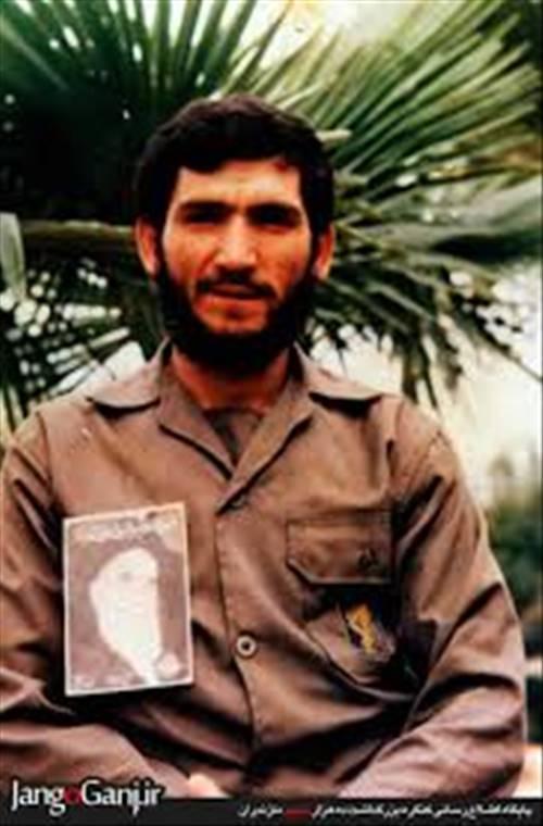 زندگینامه شهید علی اکبر درویشی
